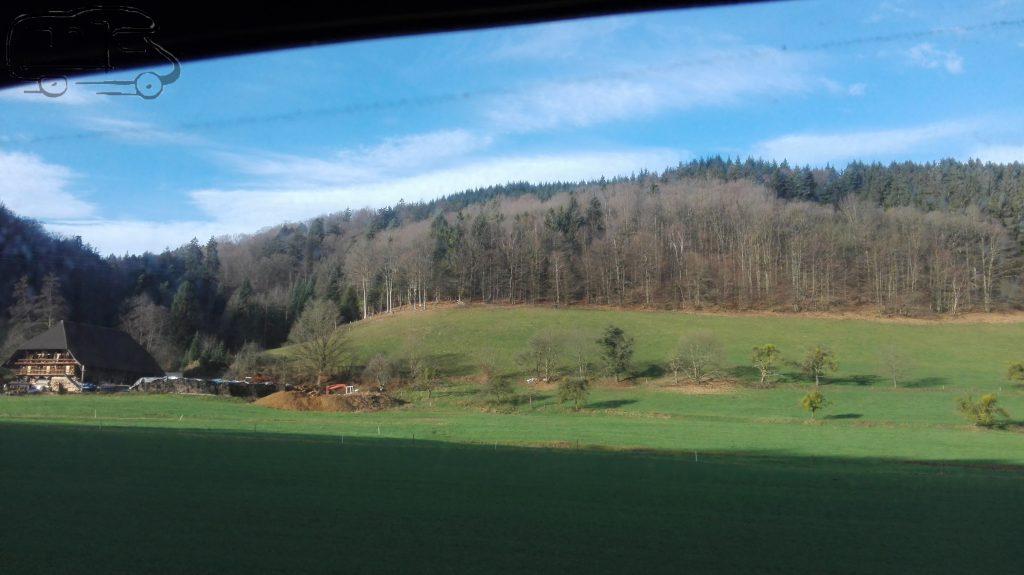 """Schwarzwald im """"Winter"""""""