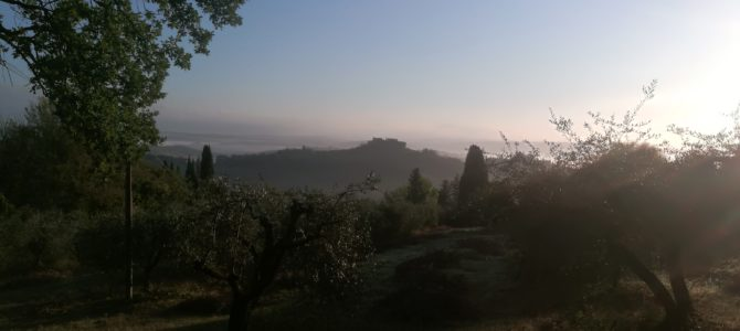 Toscana Herbst 2019